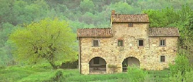 Country Homes Of Tuscany